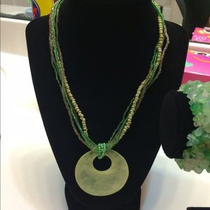 Accessories - SOLD! fashion necklace and bracelet