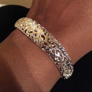 Lovely Silver Bracelet!! 
