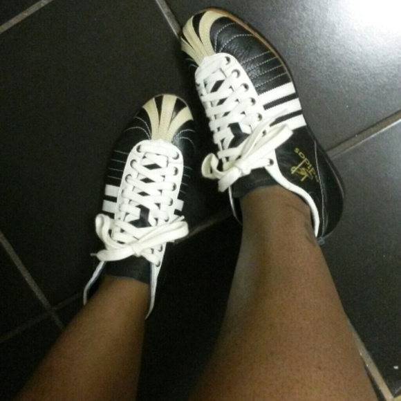 adidas schuhe vintage leder fußball - schuhe poshmark