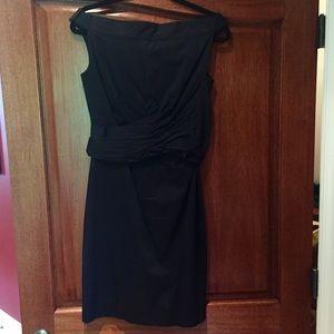 Black MaxMara Dress
