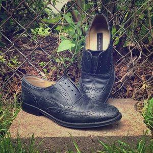Steven by Steve Madden Shoes - Steven black Oxford flats