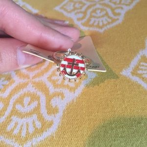 Jewelry - Nautica Inspired Anchor Ring