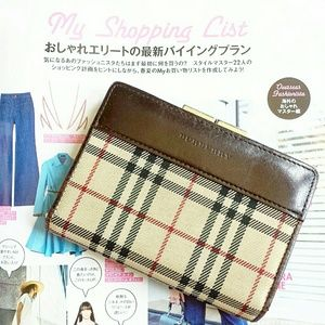 BURBERRY Haymarket Wallet