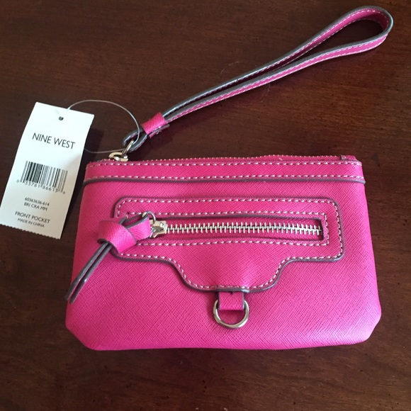 Nine West Handbags - Pink Wristlet