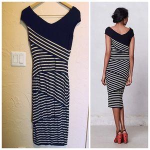5713b78e6f642 Anthropologie Dresses - Bailey 44 💙 Anthropologie French Stripe Dress S M