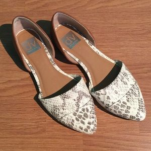 Dolce Vita Shoes - Dolce Vita d'orsay flats