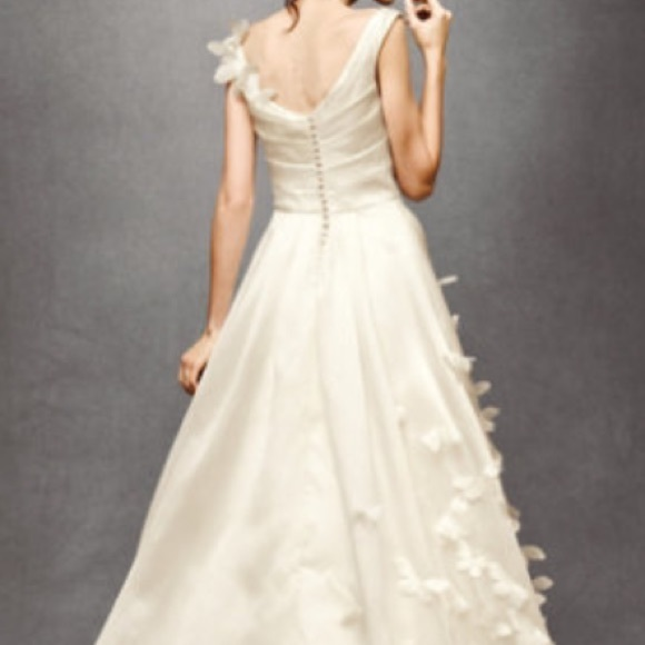 Anthropologie Wedding Gown: 78% Off Anthropologie Dresses & Skirts