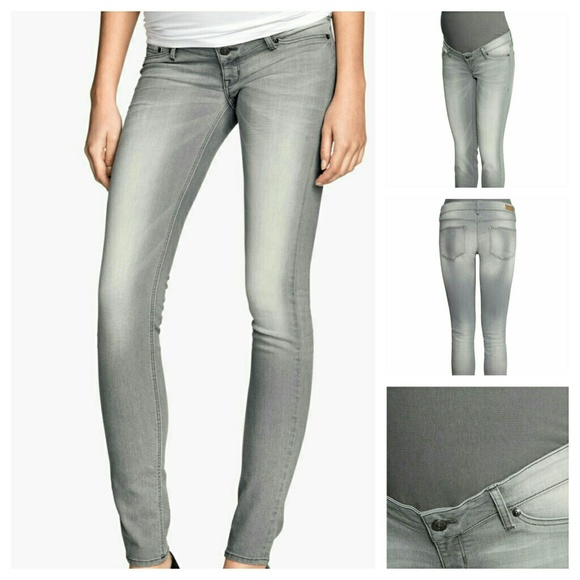 55% off H&M Pants - H&M Maternity Jeans from Harper's closet on ...