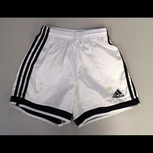 Adidas silky sports shorts