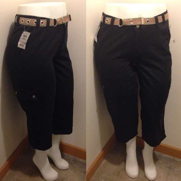 38% off Lee Pants - Lee Plus Size 16W Mid Calf Capri NWT from ...