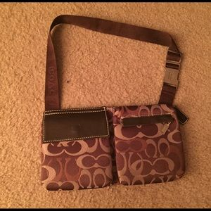 Mint condition coach Fanny pack