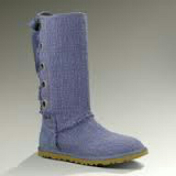 1e5061ada77 Uggs heirloom lace up boot