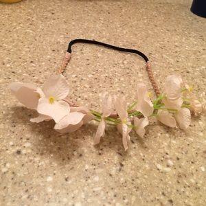 Flower crown/headband