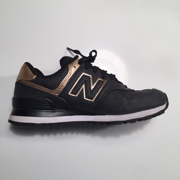 new balance rose gold et grise