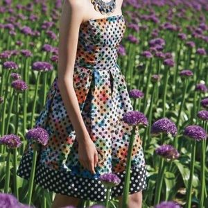 Corey Lynn calter lavendel dress anthropologie