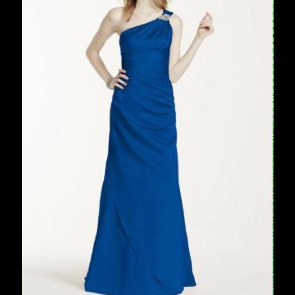 85 Off David S Bridal Dresses Amp Skirts Stunning Black