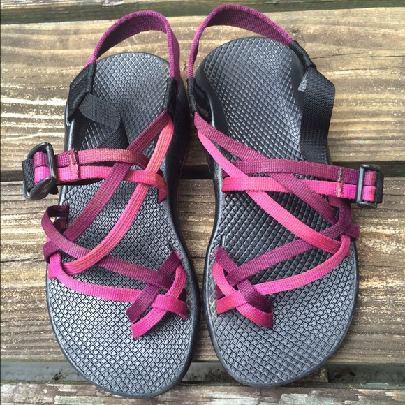 0d1c9ebc3 Chaco Shoes - Chaco Z X2 Yampa Sandals. Size 7 Wide.