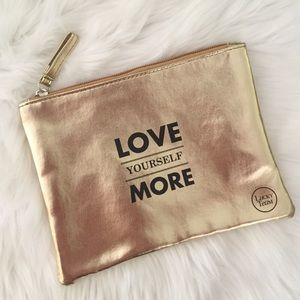 """Love Yourself More"" Pouch"