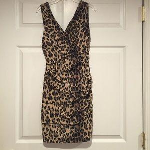 Forever 21 Dresses & Skirts - Forever 21 cheetah dress!