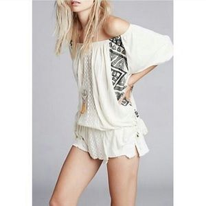 Free People Tops - Free People Boho tunic top