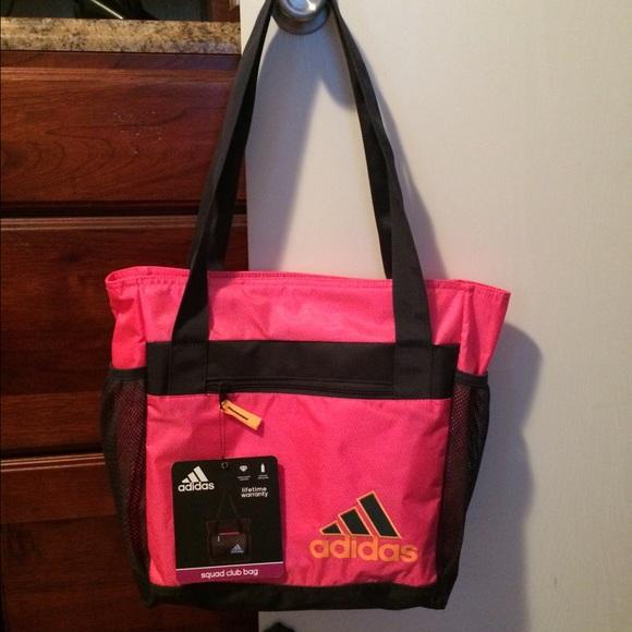 83492adb16ec Adidas Squad 2 Club Bag
