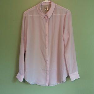 Gentlefawn light purple blouse