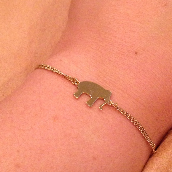 Stella Dot Jewelry Stella Dot Wishing Bracelet Elephant Poshmark