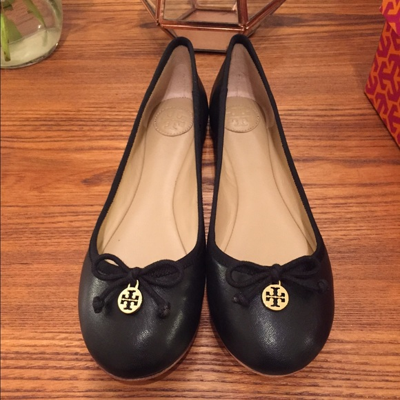 Chelsea ballet shoes - Black Tory Burch e3Cwr0