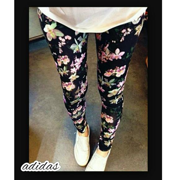 d69f1f0dd7d1c Adidas Pants | Orchid Leggings | Poshmark