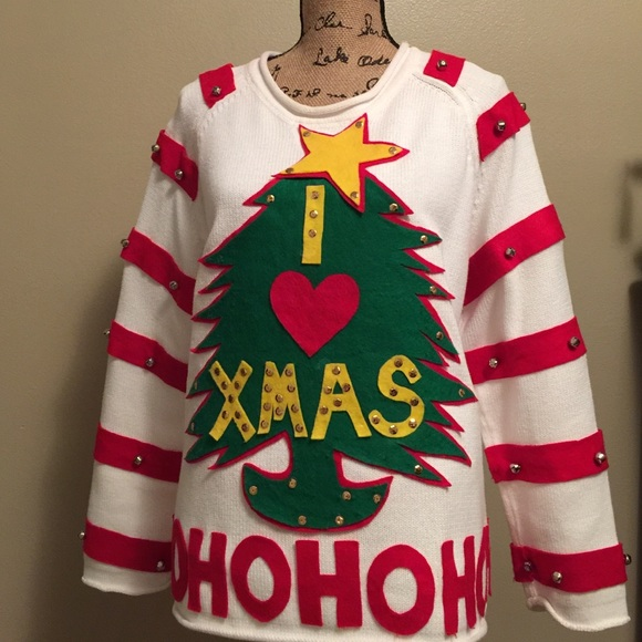 Forever 21 Christmas Sweater