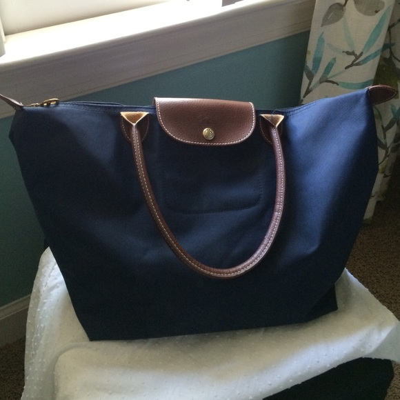 0f0bbdd9d Longchamp Bags | Le Pliage Large Shoulder Tote Replica | Poshmark