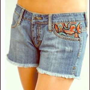 Stetson Pants - Stetson Darling Beaded Shorts