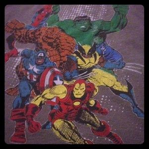 Other - Marvel comics thermal
