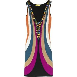 Catherine Malandrino Dresses & Skirts - Catherine Malandrino Jeweled Tank Dress