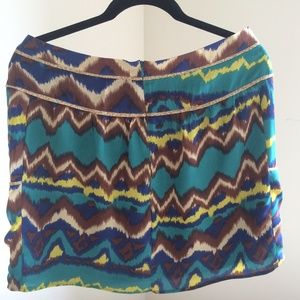 Gemma Skirts - Gemma Print Skirt