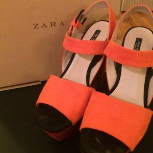 S o l d. Zara Women shoe, Size 36