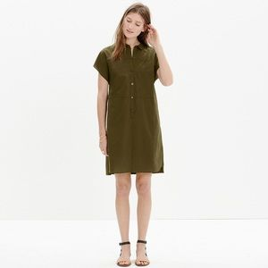 Madewell shirtdress