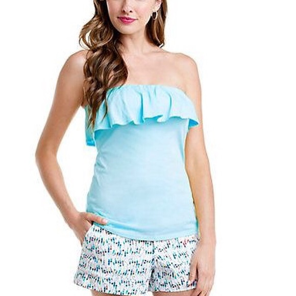 1e9819bf71 Lilly Pulitzer Wiley tube top