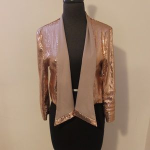 Kardashian Kollection Jackets & Blazers - Sequin Blazer