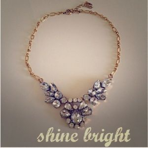 Jewelry - NWOT Vintage Style Crystal Necklace