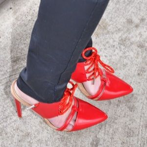 GX by Gwen Stefani red heels