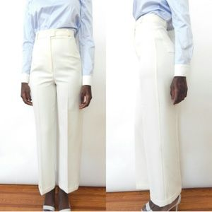 Pants - Vintage High Waist Trousers