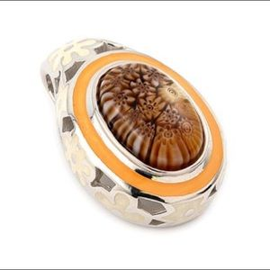 Alan K Jewelry - Murano Glass silver 925 Pendant by Alan K 8MP543