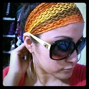 Colorful Headscarf
