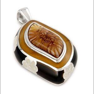 Alan K Jewelry - Murano Glass silver 925 pendant  by Alan K 8MP578