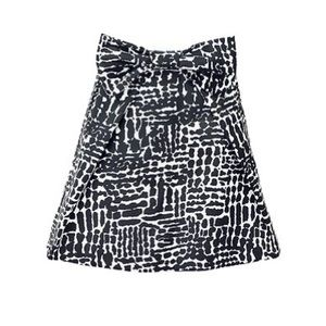 Marc by Marc Jacobs Bow Skirt