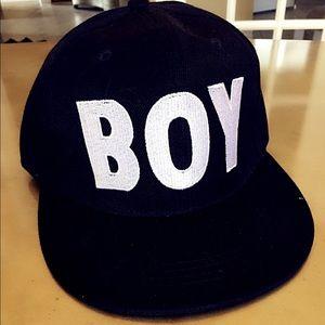 Boy London Inspired Flat Cap