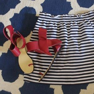 J. Crew Dresses & Skirts - J. Crew Striped Skirt