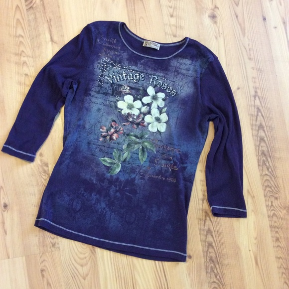 70 Off Blue Canyon Clothing Tops Blue Canyon Clothing