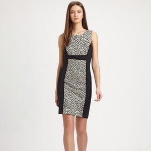🆕 Rachel Zoe Leopard Print Dress size 2